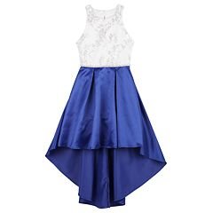 Girls 7-16 Speechless Embroidered Sequin Dress