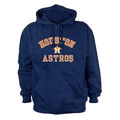 Men's Houston Astros Hooded Fleece