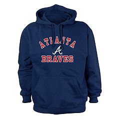 Men's Atlanta Braves Hooded Fleece