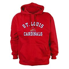 Men's St. Louis Cardinals Hooded Fleece