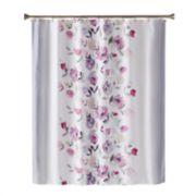 Saturday Knight, Ltd. Garden Mist Fabric Shower Curtain