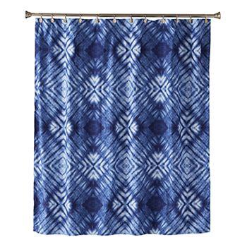 Saturday Knight, Ltd. Zarrie Fabric Shower Curtain
