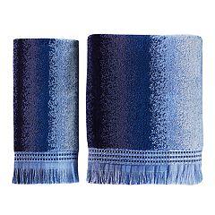 Saturday Knight, Ltd. Eckhart Stripe Bath Towel
