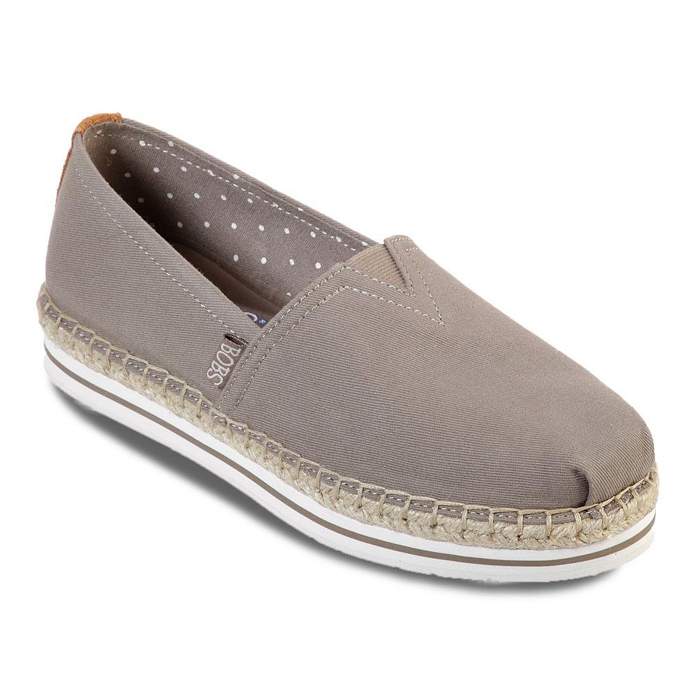 Skechers® BOBS Breeze Time Lapse Women's Espadrille Flats