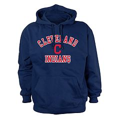Men's Cleveland Indians Hooded Fleece