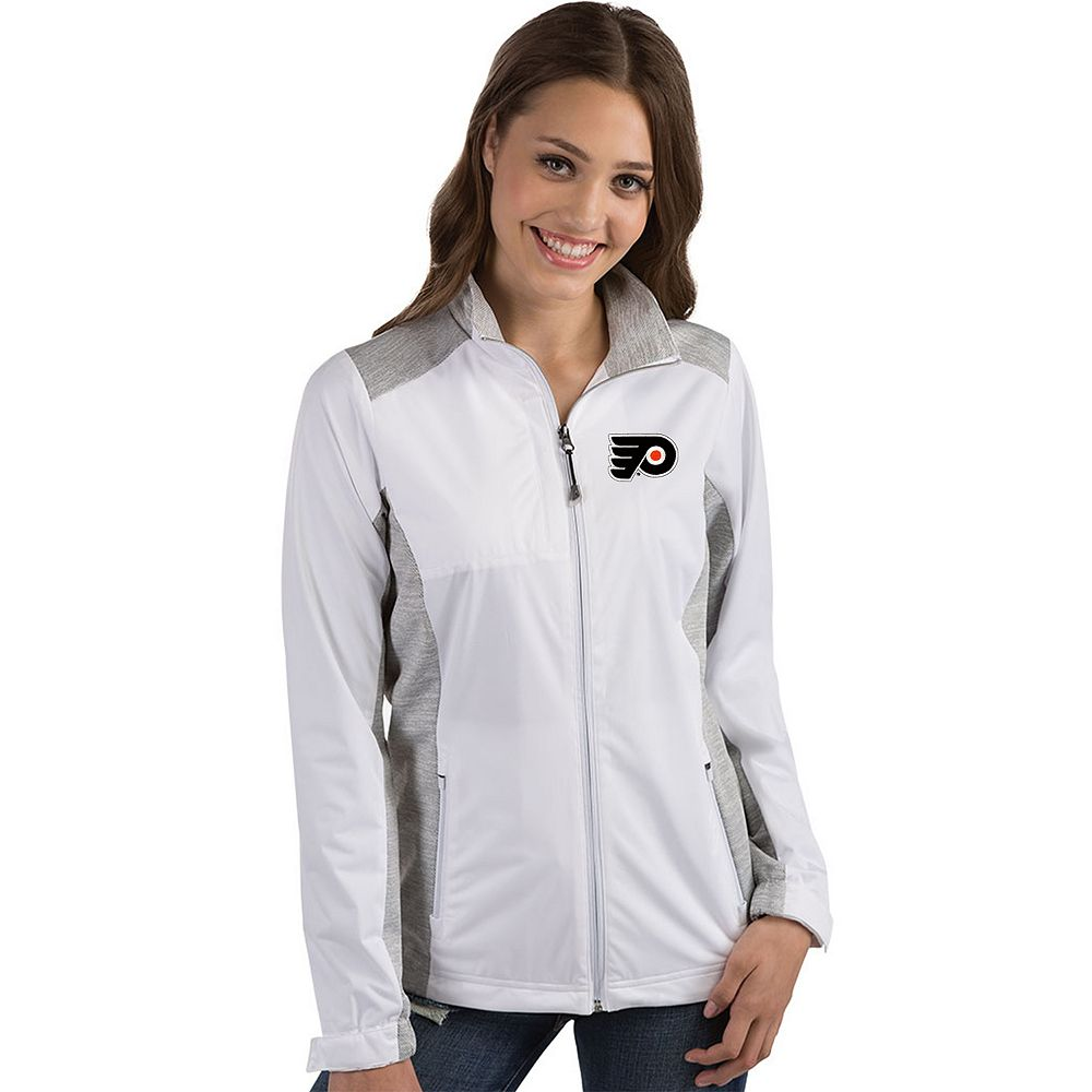 Women's Antigua Philadelphia Flyers Revolve Jacket