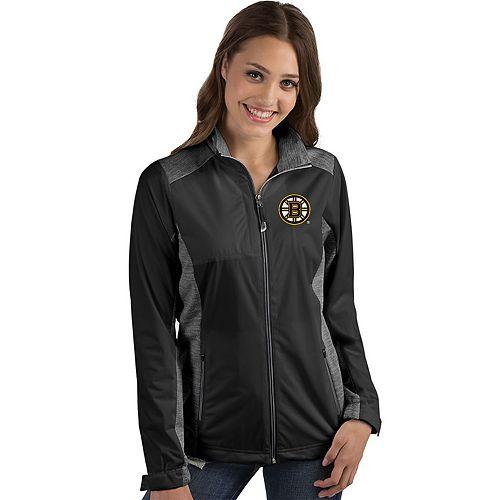 Women's Antigua Boston Bruins Revolve Jacket
