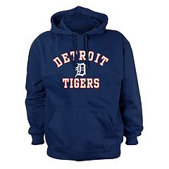 Men's Detroit Tigers Hooded Fleece