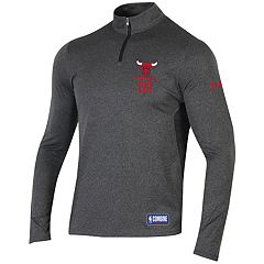 Men's Under Armour Chicago Bulls Authority Pullover