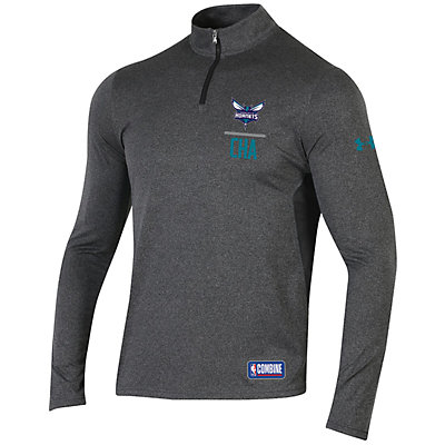 Men's Under Armour Charlotte Hornets Authority Pullover