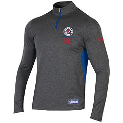 Men's Under Armour Los Angeles Clippers Authority Pullover
