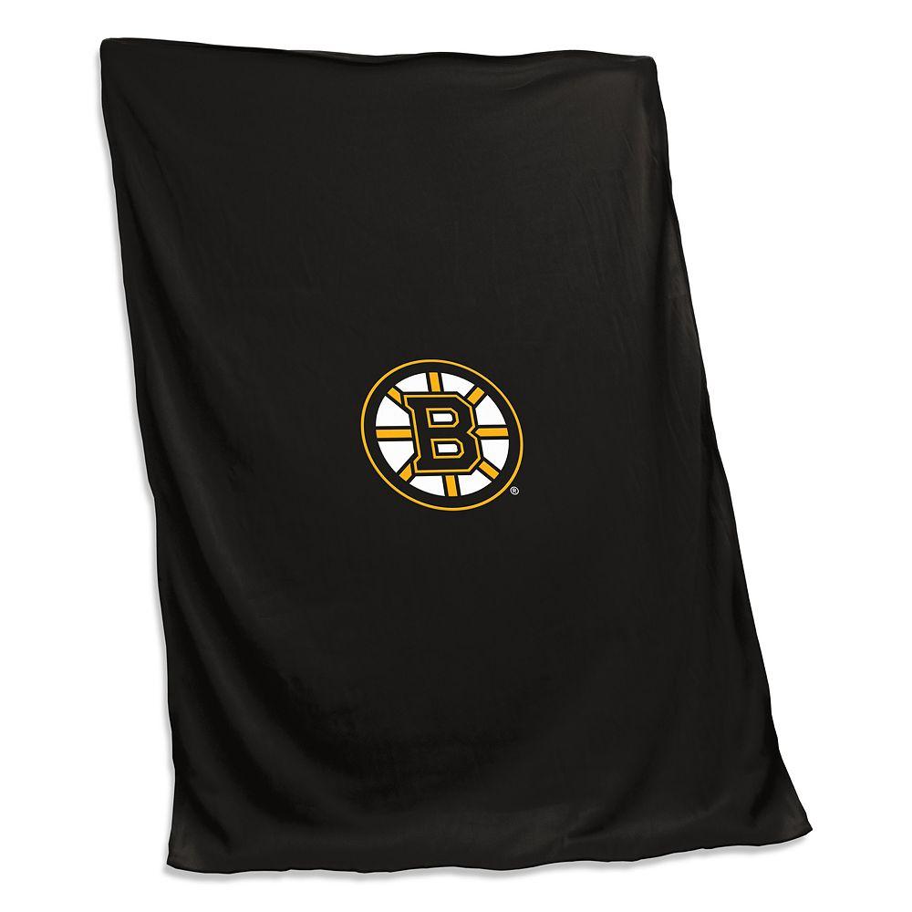 Logo Brands Boston Bruins Sweatshirt Blanket