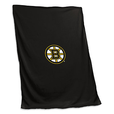 Logo Brands Boston Bruins Sweatshirt Blanket