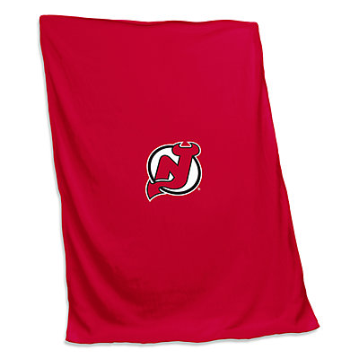 Logo Brands New Jersey Devils Sweatshirt Blanket