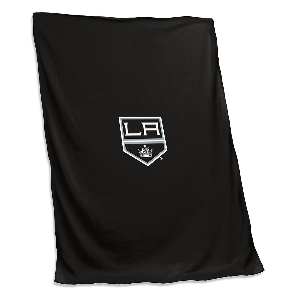 Logo Brands Los Angeles Kings Sweatshirt Blanket