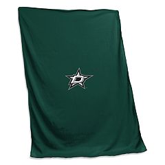 Logo Brands Dallas Stars Sweatshirt Blanket
