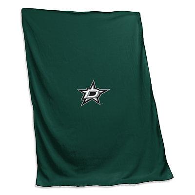 Logo Brands Dallas Stars Sweatshirt Blanket