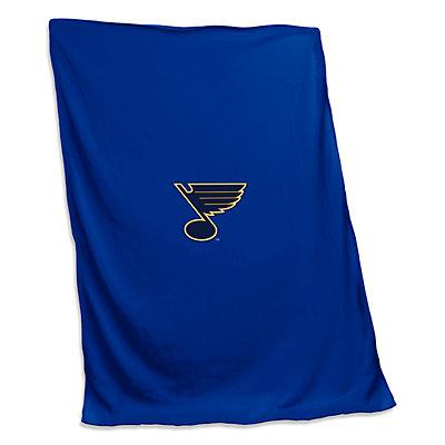 Logo Brands St. Louis Blues Sweatshirt Blanket