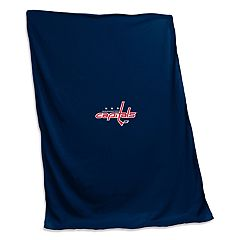 Logo Brands Washington Capitals Sweatshirt Blanket