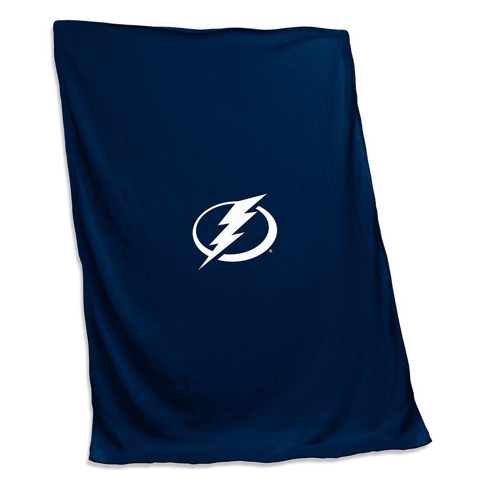 Logo Brands Tampa Bay Lightning Sweatshirt Blanket