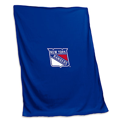 Logo Brands New York Rangers Sweatshirt Blanket