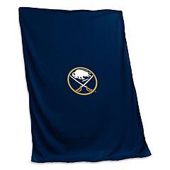 Logo Brands Buffalo Sabres Sweatshirt Blanket