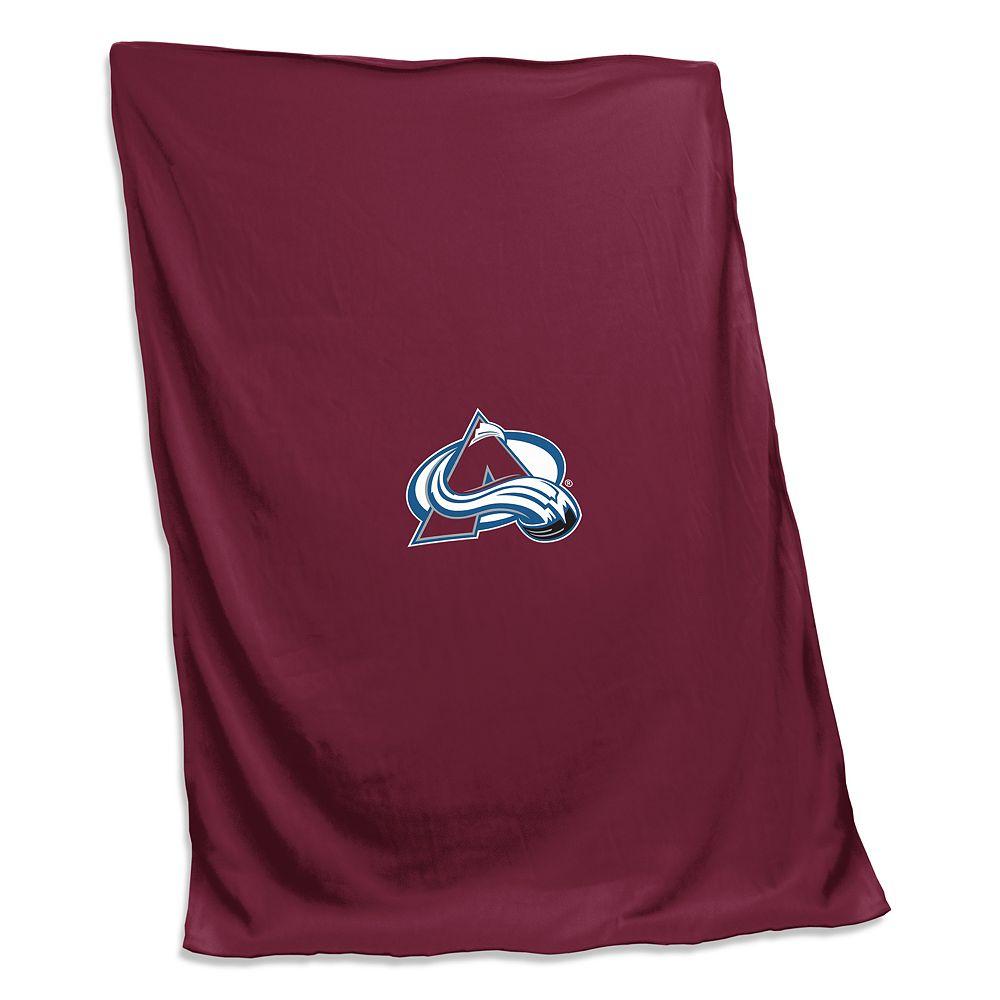 Logo Brands Colorado Avalanche Sweatshirt Blanket