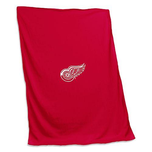 Logo Brands Detroit Red Wings Sweatshirt Blanket