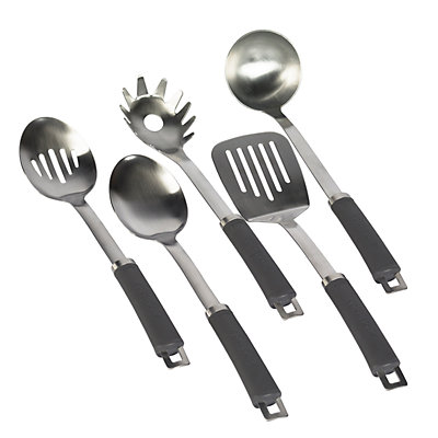 Epicurious Stainless Steel 5-pc. Kitchen Tool Set