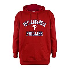 Men's Philadelphia Phillies Hooded Fleece by Stitches