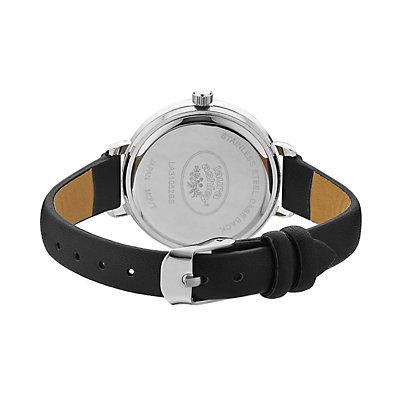 Laura Ashley Women's Signature Leather Watch