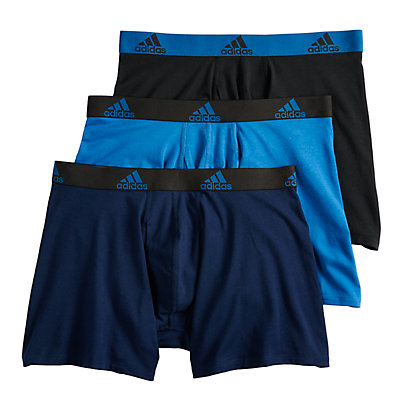 Men's adidas 3-pack Stretch Boxer Briefs