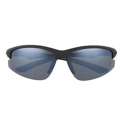 Men's Tek Gear® Rubberized Blade Polarized Sunglasses