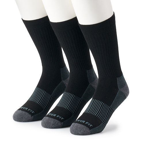 3162ef28fa9 Men s Copper Fit 3-pack Crew Socks