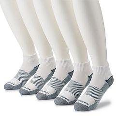 Men's Copper Fit 5-pack Quarter Socks