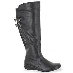 Easy Street Tess Women's Knee High Boots