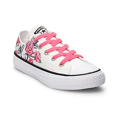 Converse Chuck Taylor All Star Girls' Floral Sneakers