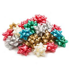 Hallmark 20-Piece Holiday Bow Assortment
