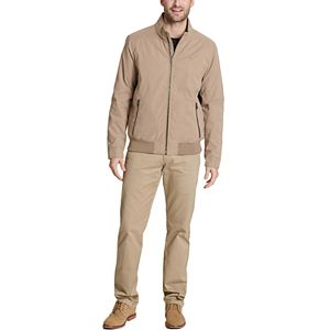 Men's Dockers® Barracuda Microtwill Stand-Collar Bomber Jacket