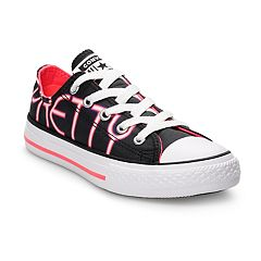 Converse Chuck Taylor All Star Girls' 'Pretty & Strong' Sneakers
