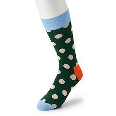 Men's HS by Happy Socks Big Dot Crew Socks