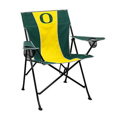 Oregon Ducks Pregame Foldable Chair