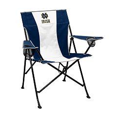 Notre Dame Fighting Irish Pregame Foldable Chair