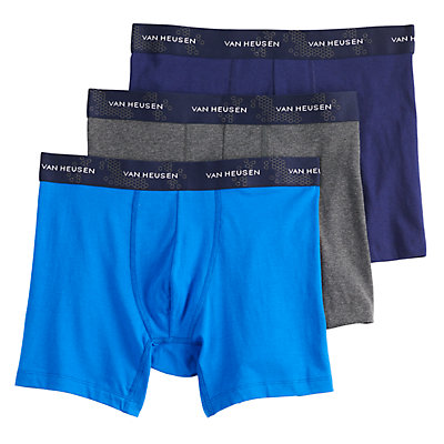 Men's Van Heusen 3-pack Air Stretch Boxer Briefs