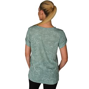 Women's Jockey Sport Airlite Burnout Tee