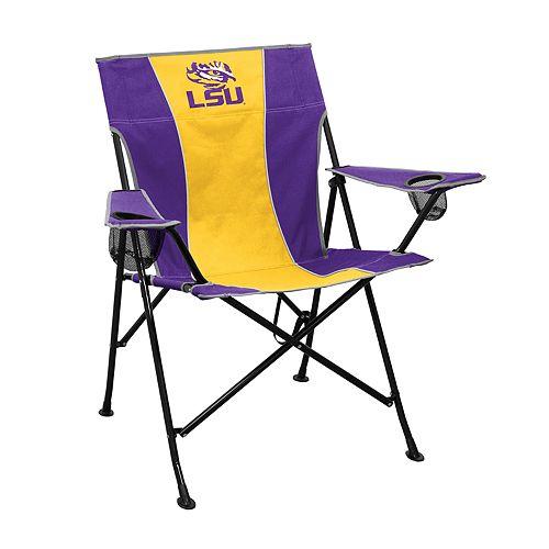 LSU Tigers Pregame Foldable Chair