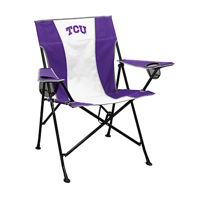 TCU Horned Frogs Pregame Foldable Chair
