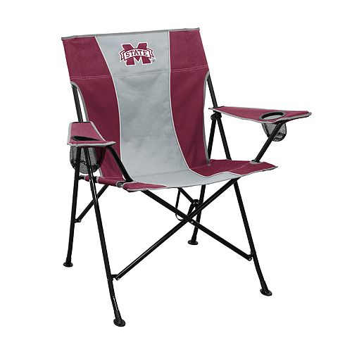 Mississippi State Bulldogs Pregame Foldable Chair