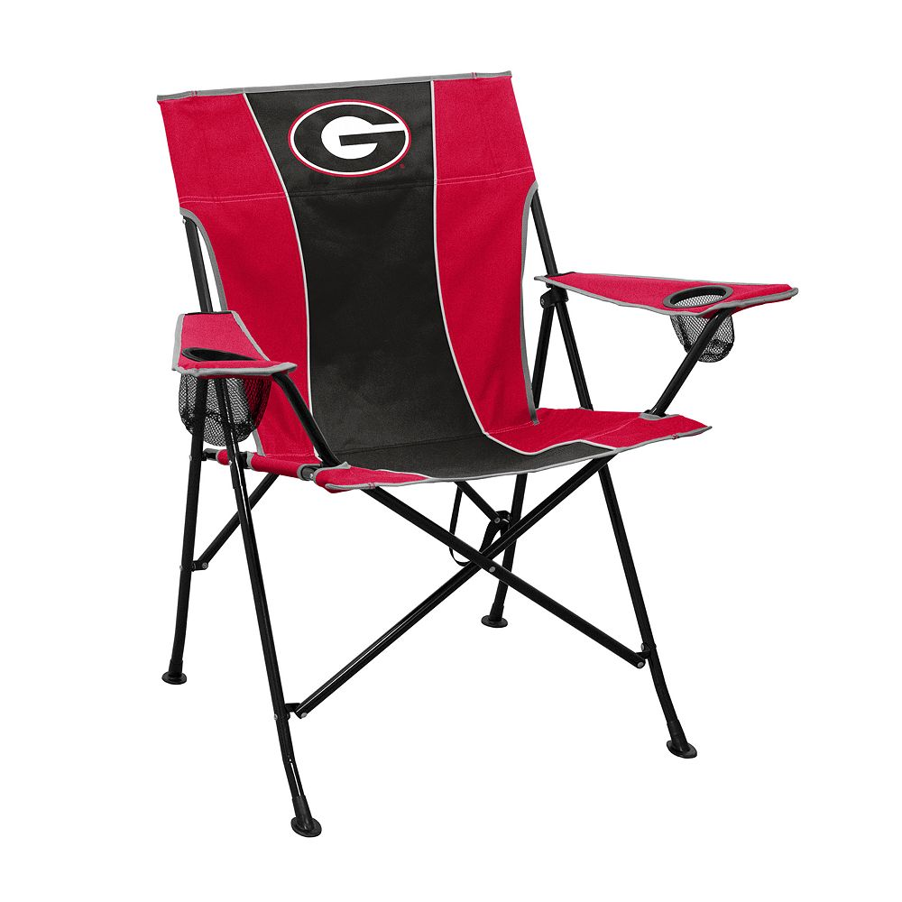 Georgia Bulldogs Pregame Foldable Chair