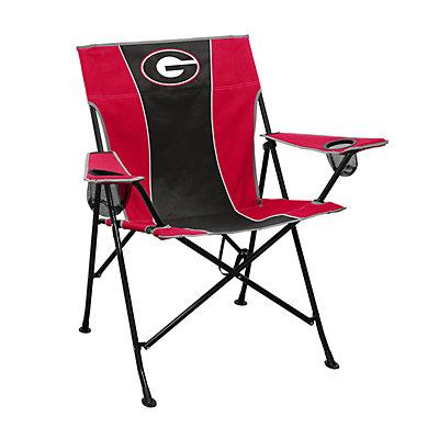 Georgia Bulldogs Pregame Foldable Chair